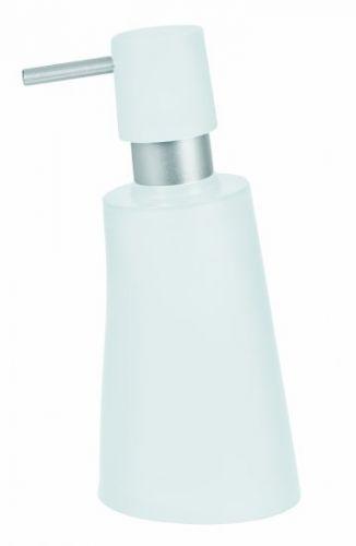 Spirella dávkovač mýdla MOVE - frosty white 1009588
