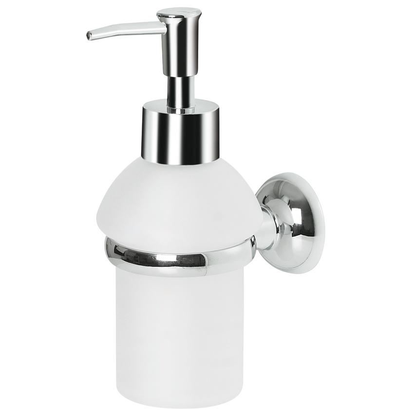 Dávkovač mýdla s držákem CAMPAGNE - chrom
