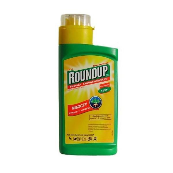 Roundup 540ml aktiv