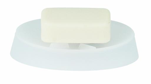Spirella mýdlenka MOVE - frosty white 1009587