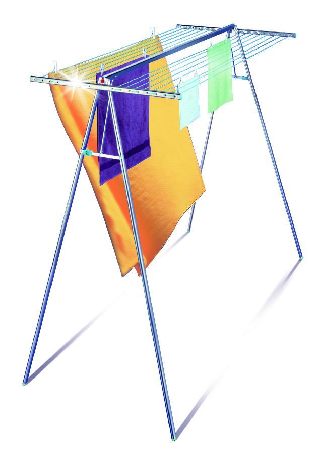 Leifheit AluStar Sušák na prádlo 32 m 72705
