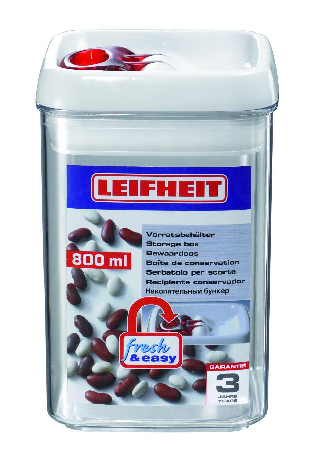 Leifheit FRESH & EASY dóza na potraviny 0,8 l 31208