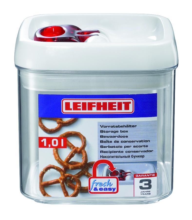 Leifheit FRESH & EASY dóza na potraviny 1 l 31209