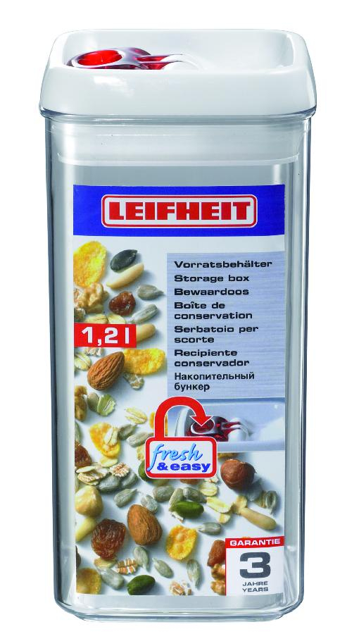 Leifheit FRESH & EASY dóza na potraviny 1,2 l 31210