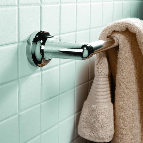 Držák ručníku LAGUNE 40 cm - chrom