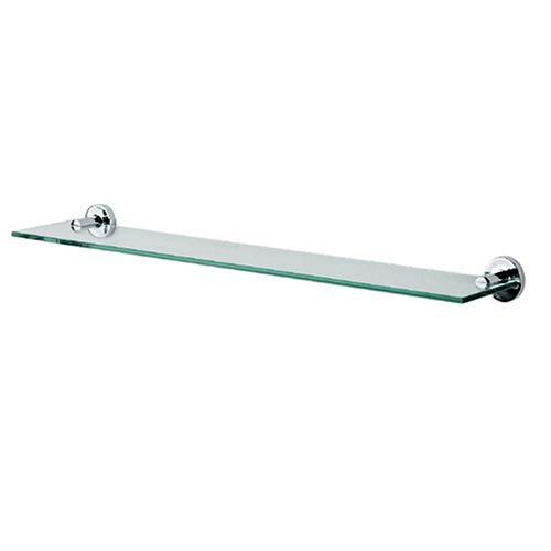 Spirella ATLANTIC koupelnová skleněná polička 1006418