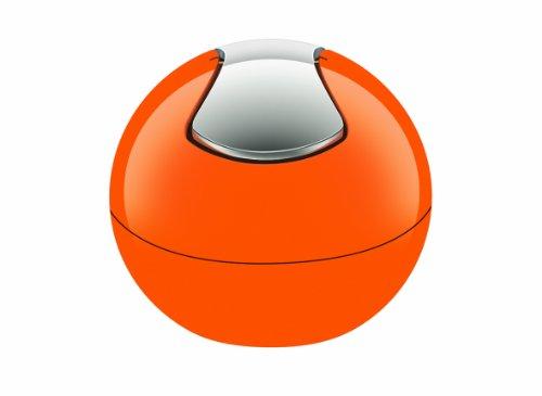 Spirella BOWL odpadkový koš orange 1014966