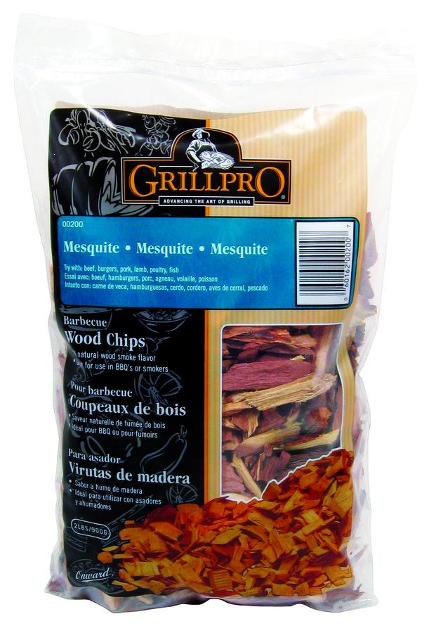 Dřevěné štěpky pro grilování - MEDYNĚK GrillPro