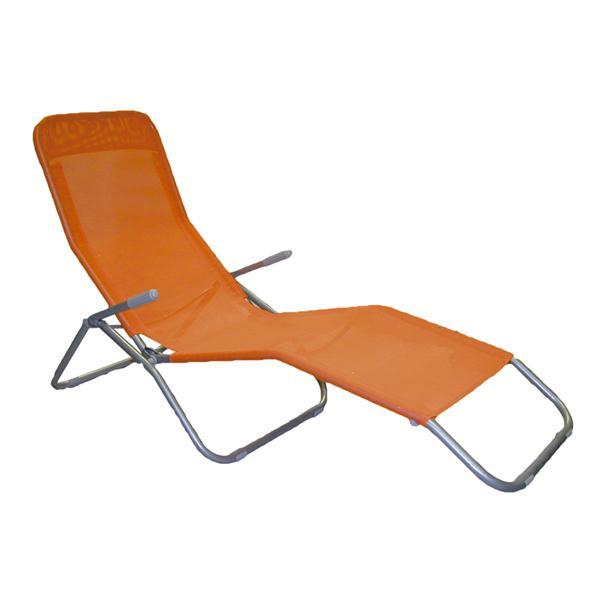 Lehátko relaxační skládací ORANGE 97310O