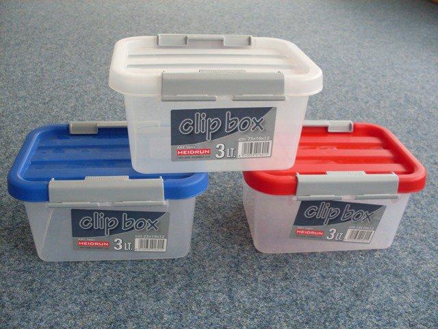 Heidrun box úložný s víkem 3 l 1601