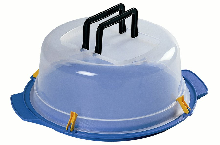 Heidrun podnos na dort s poklopem 202