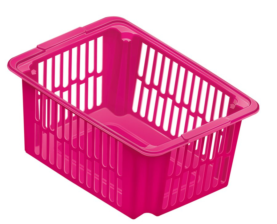 Heidrun plastový košík na drobnosti 14 l 5096