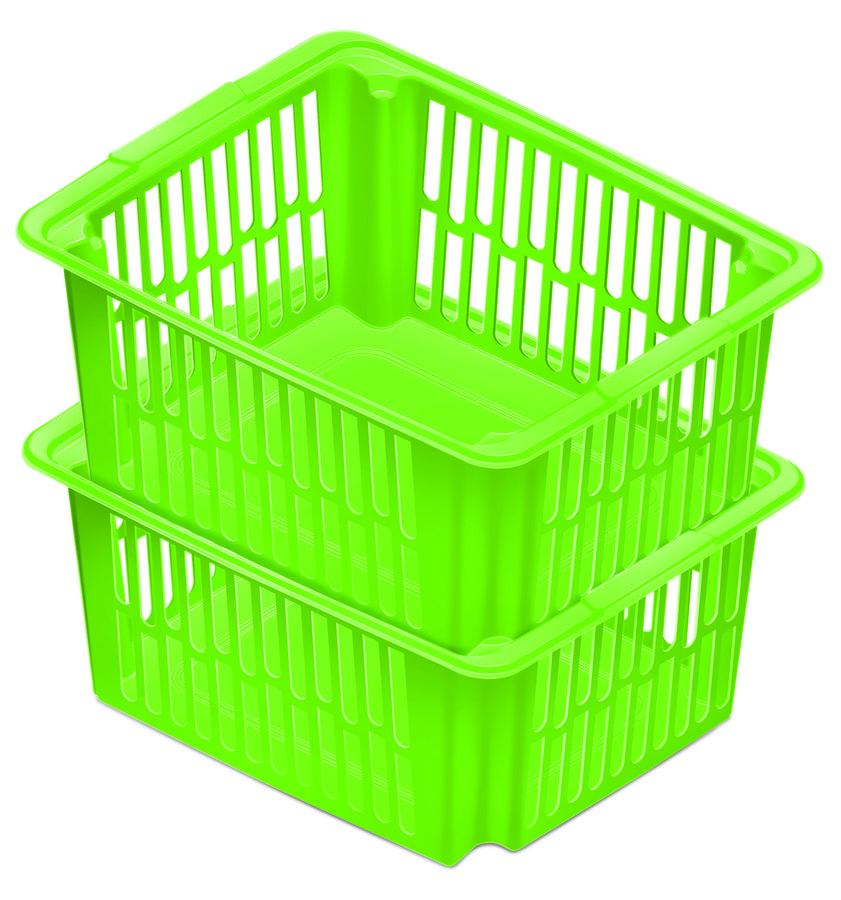 Heidrun plastový košík na drobnosti 22 l 5097