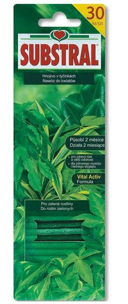 Substral Tyčinky pro okrasné rostliny 1714101