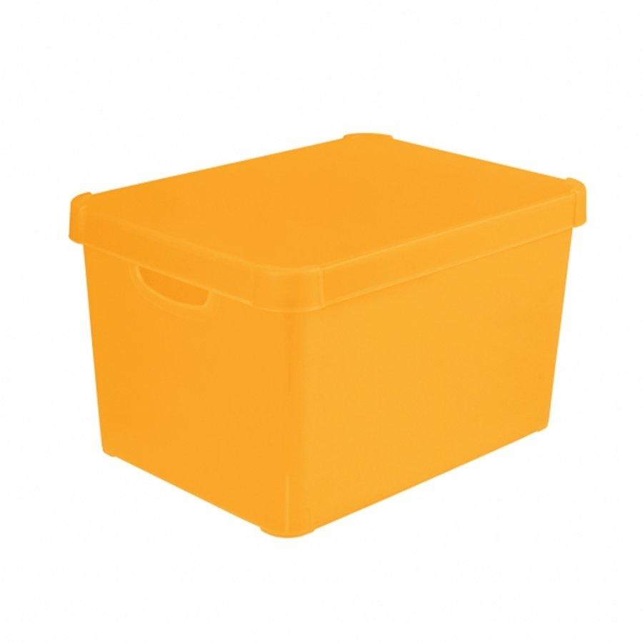 Úložný box STOCKHOLM L - oranžová 04711-250
